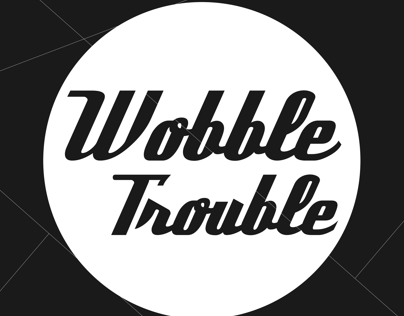 Wobble Trouble Volume 1 Poster