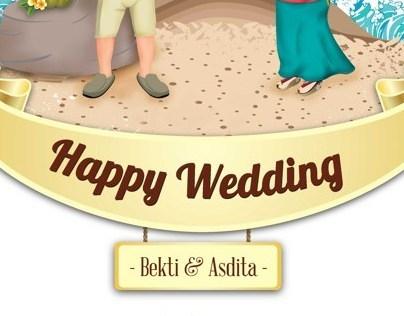 Wedding in daBeach!