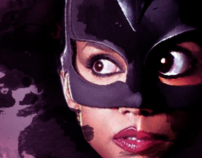 Cat Woman -halle berry