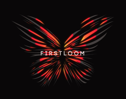FIRSTLOOM - Logo Design & Animation