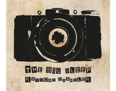 The Big Sleep  - Penguin Design Awards 2013