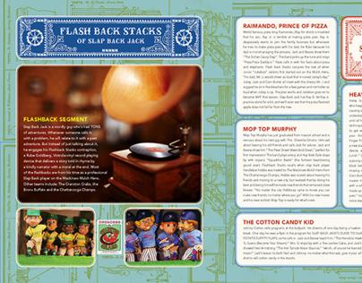 Slap Back Jack: pitchbook