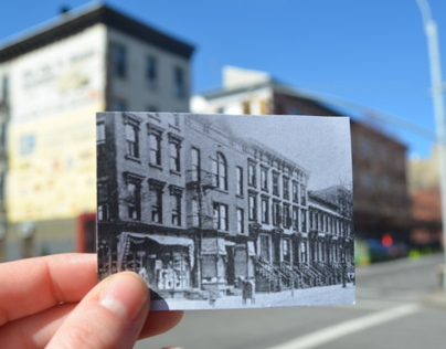 CLINTON HILL 1920-2013