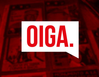 OIGA Magazine ≈ Redesign