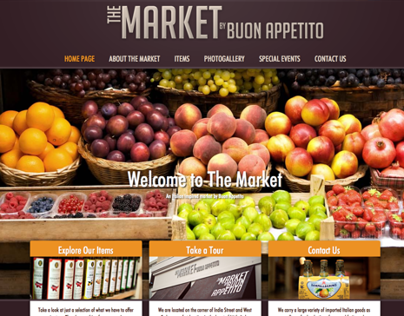 Buon Appetito Restaurant Group Websites