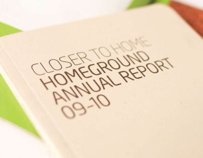 HomeGround Annual Report