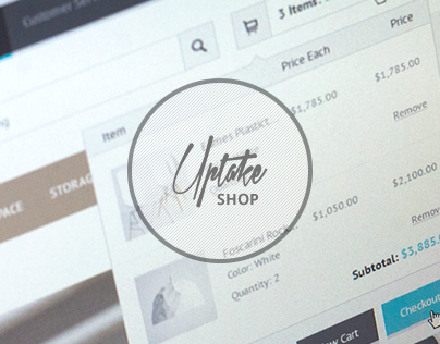 Uptake Shop Template