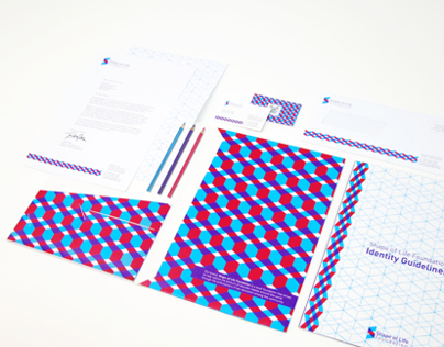 Corporate Identity—Shape of Life Foundation