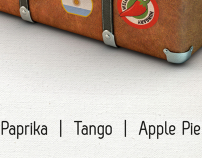 Paprika - Tango - Apple Pie (book cover)
