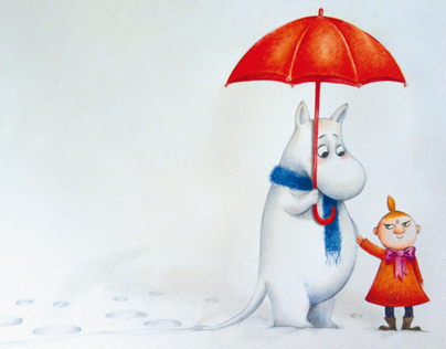 Tribute to Moomins