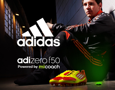 Adidas: SportingPulse miCoach League
