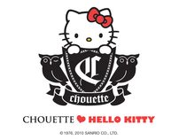 CHOUETTE x HELLO KITTY • Marketing phase 1