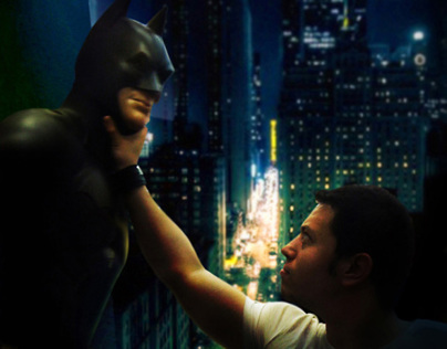 Burak vs Batman