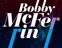 Bobby McFerrin in Brno
