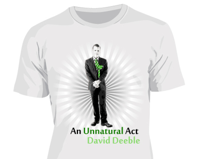 David Deeble Tees