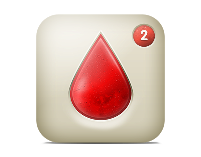 BloodNote2 - NEW VERSION - mobile app