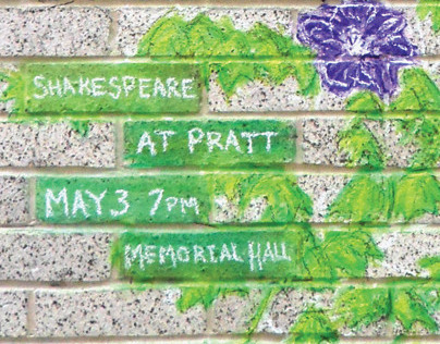 Shakespeare at Pratt