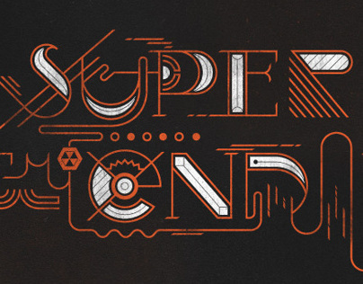 Superfriendly Typography