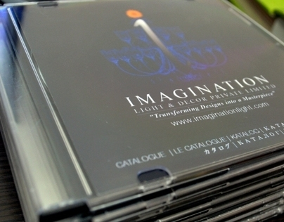 Imagination Light & Decor || Branding