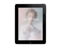 Late Autumn for iPad