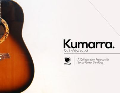 Kumarra - Handcrafted Acoustic 6-String Guitar