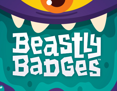 Beastly Badges