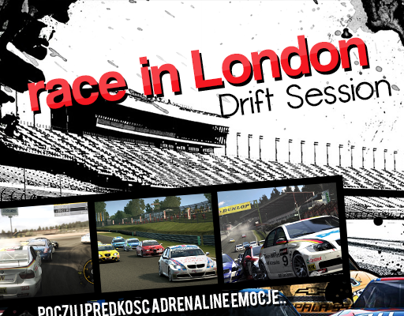 Race in London - PC Game