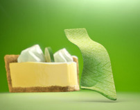 Wrigleys Key Lime Pie