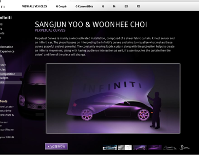 Infiniti Art Competition