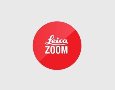 Lens Campaign for Leica©