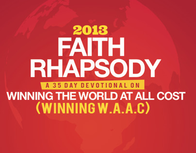 Faith Rhapsody book cover