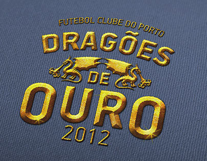 FC Porto | Branding for the Event Dragões de Ouro
