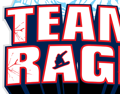 Team Rage Logo
