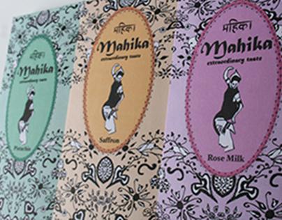 Mahika Chocolate Bar Concept