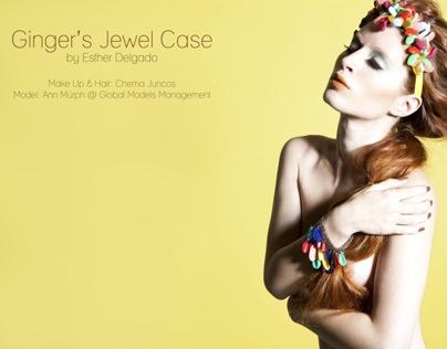 Gingers jewels by Chema Juncos