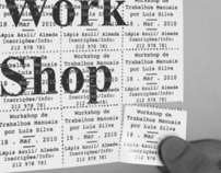 CUT-OFF WORKSHOP POSTER