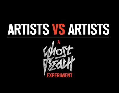 Ghost Beach | Artists vs Artists Campaign