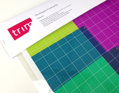 Trim - The Designers Cutting Mat