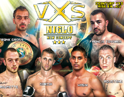 VXS NiGLO - Fight Event #1