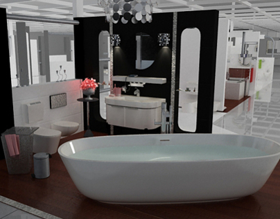 Bath Gallery Design