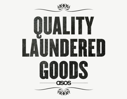 ASOS LAUNDERED