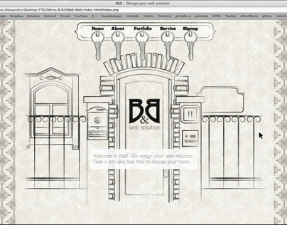 B&B - Web project