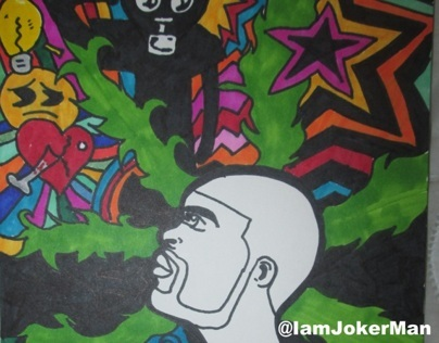 IamJokerMans Art 2013 Part 1