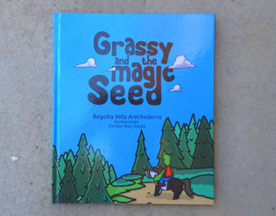 Grassy and the Magic Seed
