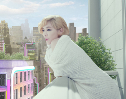 gain music video bloom