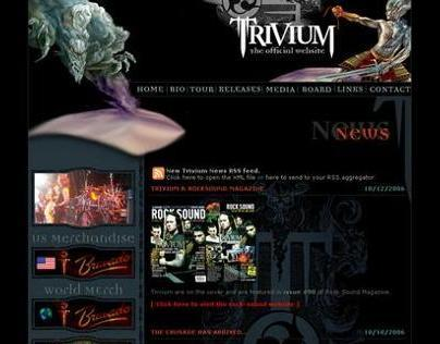 Trivium Website