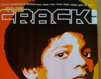 The Crack Magazine cover
