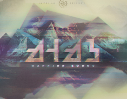 AHAB - Warrior Sound EP | album cover