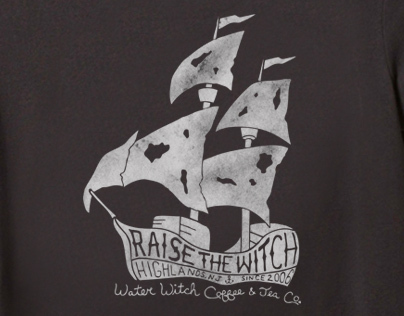 Raise The Witch shirt design