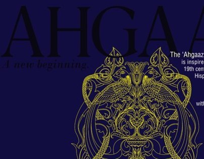 Ahgaaz Resort Collection | Sania Maskatiya | PFDC 13